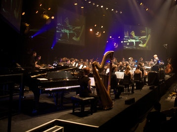 Philip Glass - The Bowie Symphonies: London Contemporary Orchestra picture