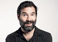 Adam Buxton artist photo