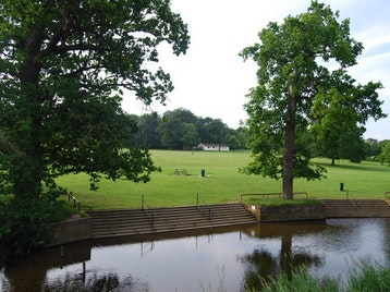 Earlham Park venue photo