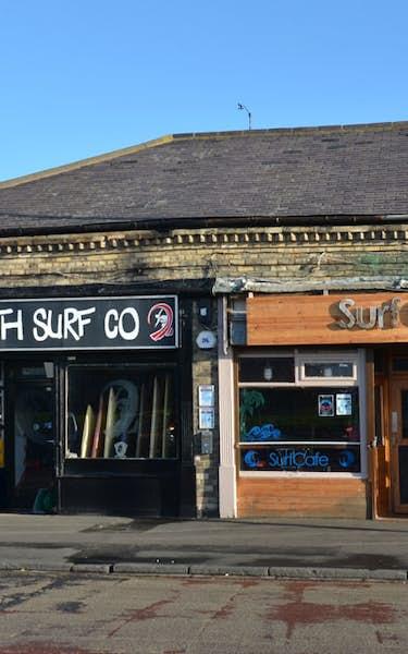 Surf Cafe Events