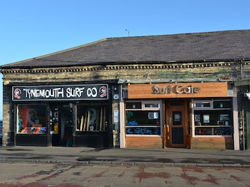 Surf Cafe venue photo