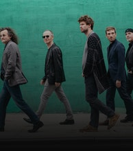 The Gloaming artist photo