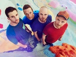Coldplay artist photo