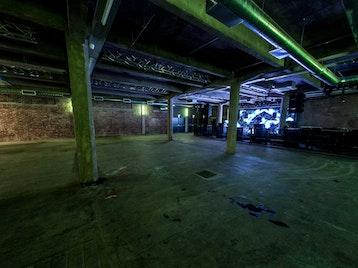 SWG3 venue photo