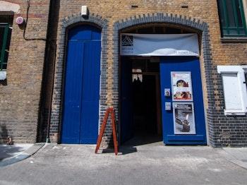 Arcola Theatre venue photo