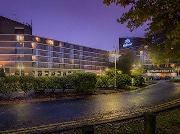 Hilton Birmingham Metropole venue photo