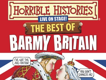 The Best Of Barmy Britain: Horrible Histories picture
