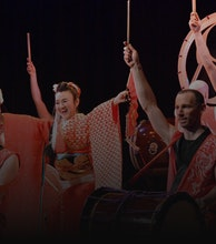 Taiko Meantime artist photo