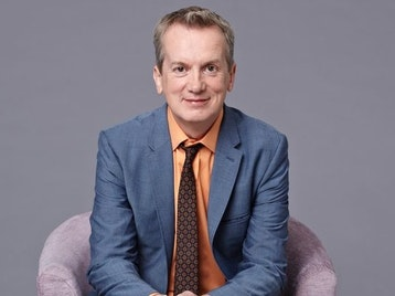 Three Degrees Cooler: Frank Skinner picture
