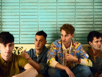 James Lavelle's Meltdown: Glass Animals picture