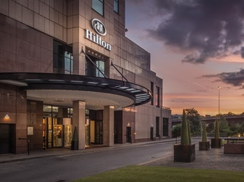 Hilton Glasgow venue photo