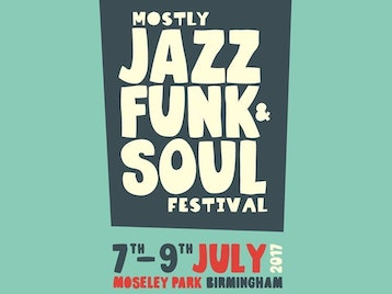 Mostly Jazz Funk & Soul Festival 2017 picture