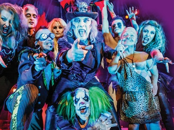 The Never Ending Nightmare!: Circus Of Horrors picture