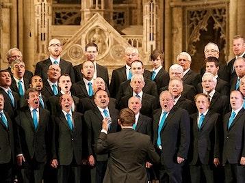 Peterborough Male Voice Choir artist photo