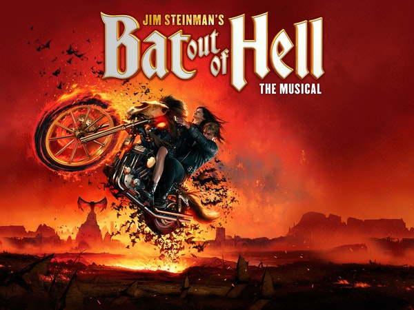 Jim Steinman's Bat Out Of Hell - The Musical Tour Dates