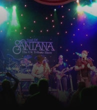 Soul of Santana: The UK Santana Tribute Show artist photo