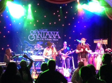 Soul of Santana: The UK Santana Tribute Show picture