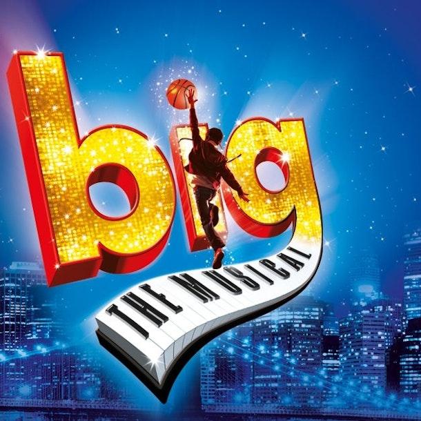 Big - The Musical Tour Dates
