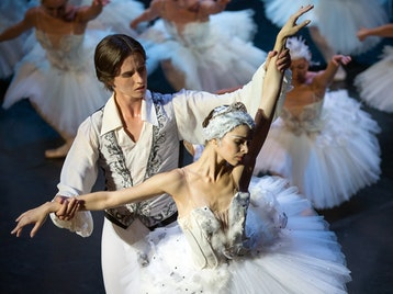 Swan Lake: Russian State Ballet and Opera House picture