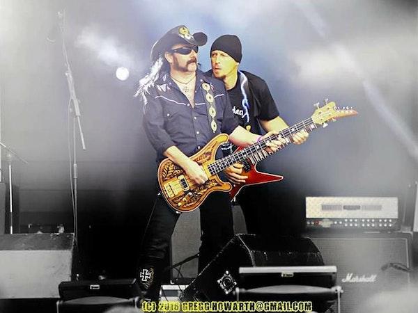 Motörheadache - A Tribute To Lemmy Tour Dates