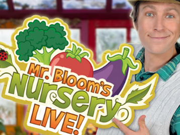 Mr Bloom's Nursery - Live! (Touring) artist photo