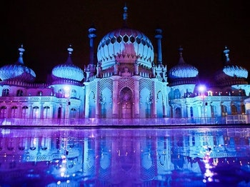 Royal Pavilion Ice Rink venue photo