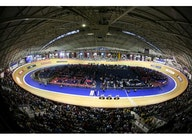 HSBC UK National Cycling Centre artist photo