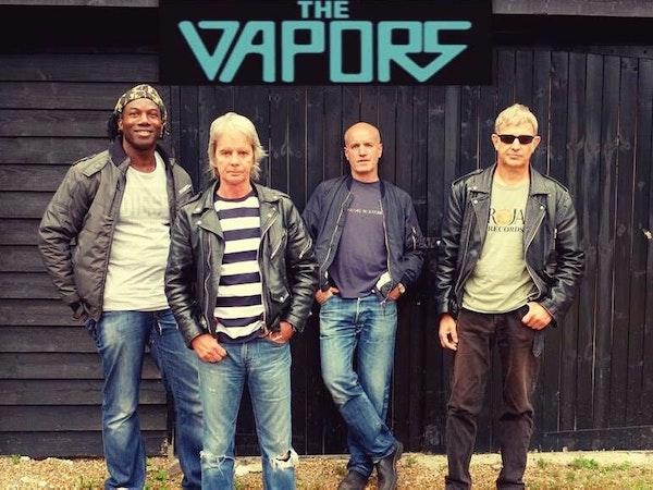 The Vapors Tour Dates