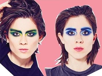 Tegan & Sara artist photo