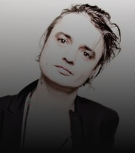 Peter Doherty artist photo