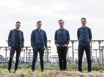 All Years Leaving : Dutch Uncles + Kins picture