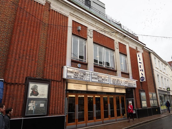 Barnstaple cinema listings