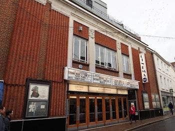 Scott Cinema Barnstaple Central venue photo