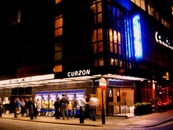 Curzon Cinema Mayfair venue photo