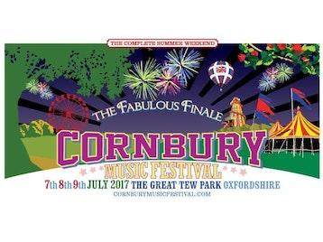Cornbury Festival 2017 picture