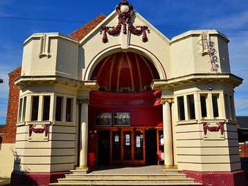 Reel Cinema Scala Ilkeston venue photo