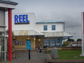 Reel Cinema Morecambe venue photo