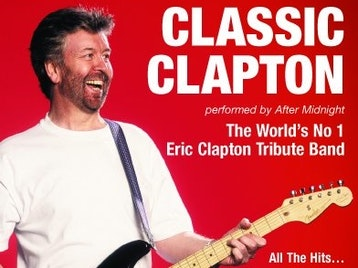 Classic Clapton - After Midnight artist photo