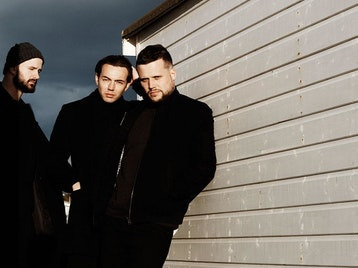 White Lies artist photo