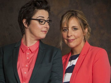 Mel & Sue artist photo