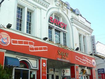 Savoy Cinema venue photo
