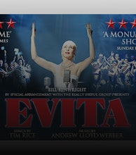 Evita (Touring) artist photo