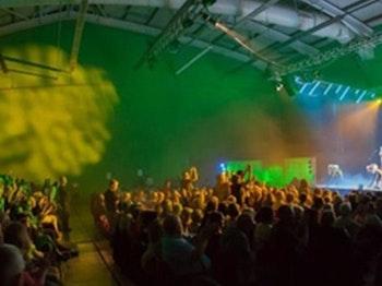 Meres Centre venue photo