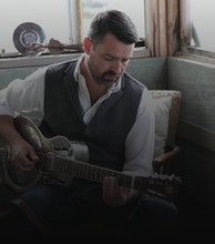 Martin Harley artist photo
