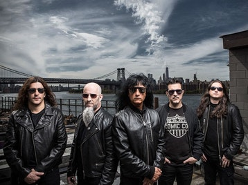 Anthrax artist photo