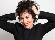 Ruby Wax artist photo