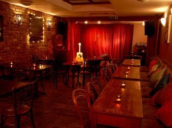 Green Note venue photo