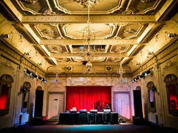 Bush Hall venue photo