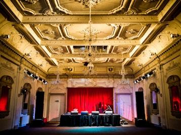 Bush Hall venue photo