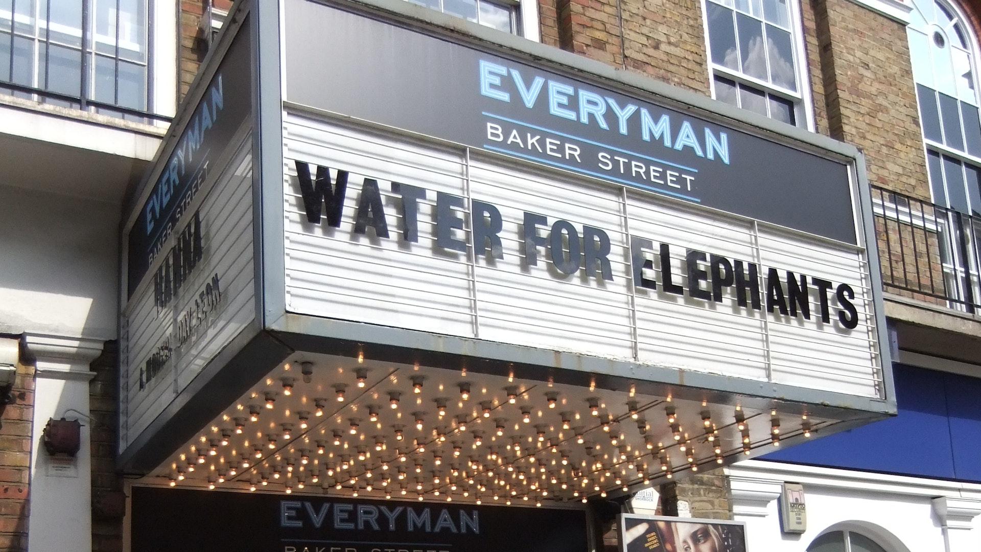 Everyman Cinema Baker Street London Listings Ents24
